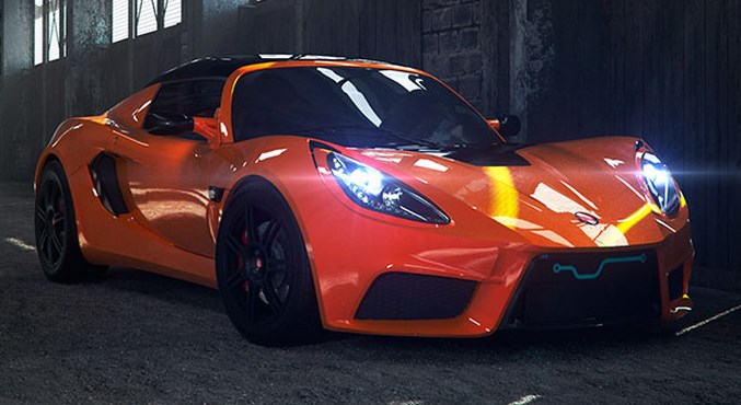 Meet the newly announced Detroit Electric SP:01, a $135k electric car that can reach speeds of 155 mph ...