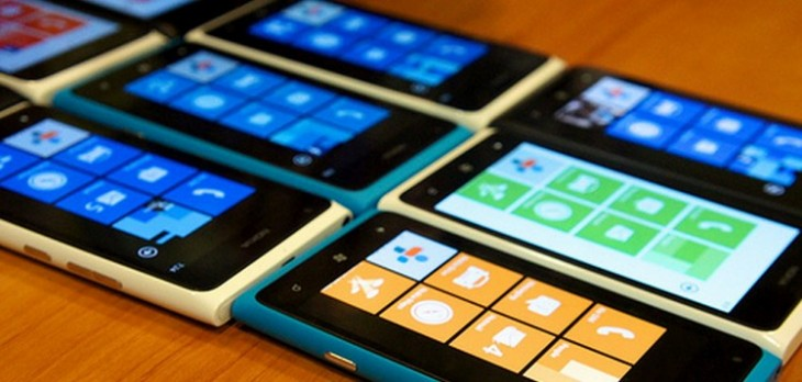 The Lumia 920 is now the most used Windows Phone handset, even as WP8 lags WP7 in total usership