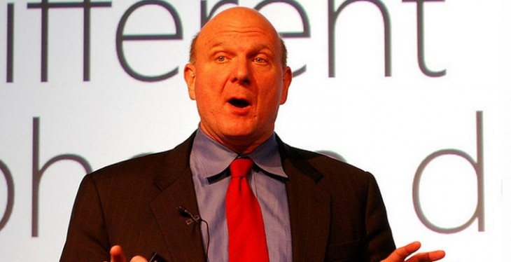 Here are Microsoft CEO Steve Ballmer and Peter Klein's internal memos regarding the CFO's exit ...