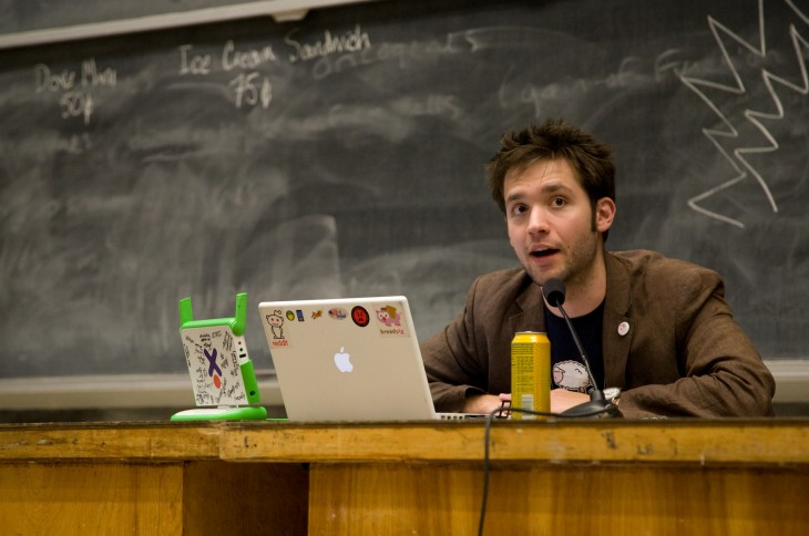Here's what happened when Reddit's Alexis Ohanian called Google, Facebook and Twitter about ...