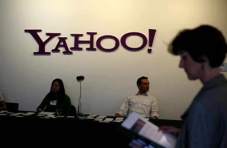 Yahoo's Mayer says long-term success depends on a 'series of sprints' including recent ...
