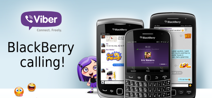 viber per blackberry 9800