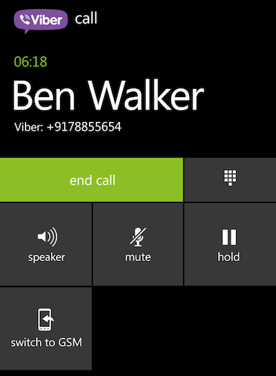 Viber Launches Free Calling App For Windows Phone 8