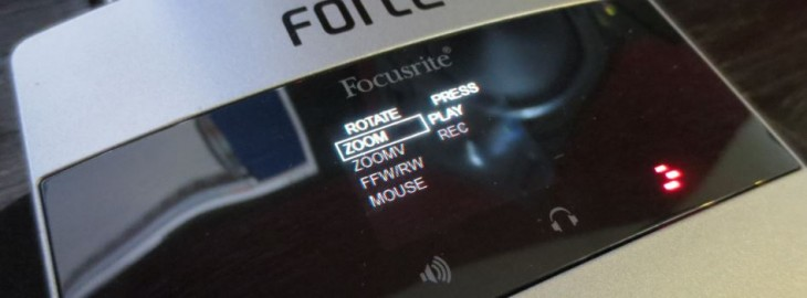 Forte DAW Control