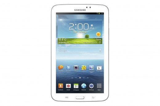 Samsung Reveals The Galaxy Tab 3, A Low-End 7-inch Android Tablet