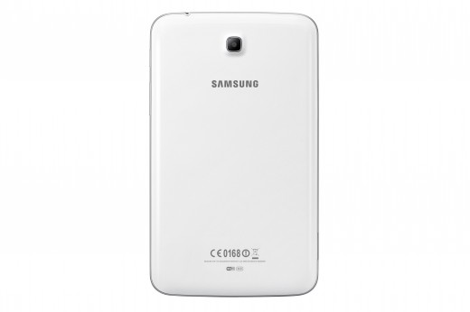 GALAXY Tab 3 7 inch 002 WiFi 520x346 Samsung reveals the Galaxy Tab 3, a 7 inch Android tablet to take on the Nexus 7 and iPad mini