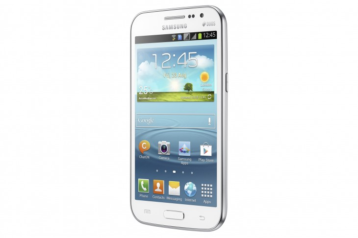 Samsung lifts the lid on the Galaxy Win, a new mid-range 4.7-inch Android smartphone