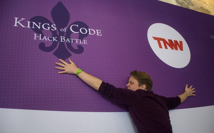 TNW Hack Battle Day 1: Here are some of the best hacks so far