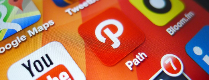 Path opens its API to let you share content from WordPress, Strava and 11 other new services