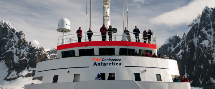 Announcing TNW Conference: Antarctica. It doesn't get any cooler than this.