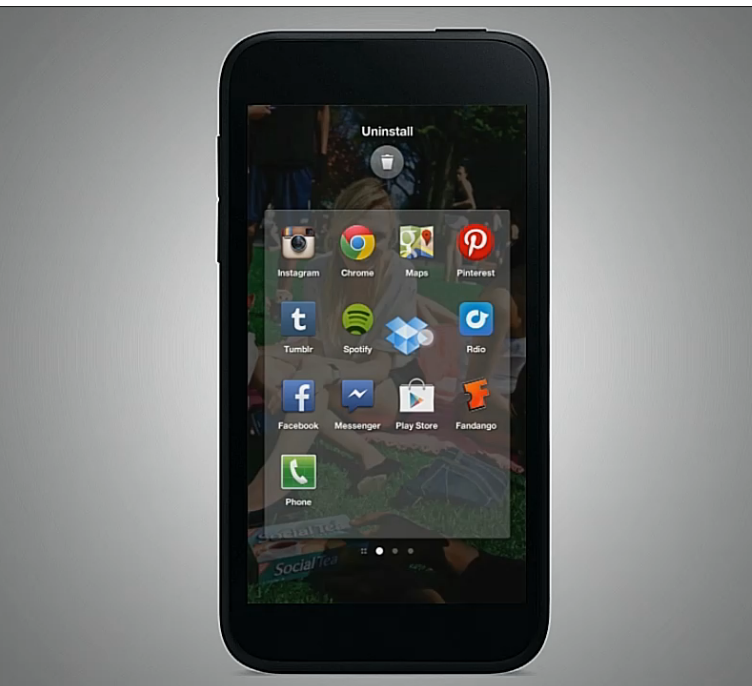 Facebook Unveils Home, An Android Launcher To Put People