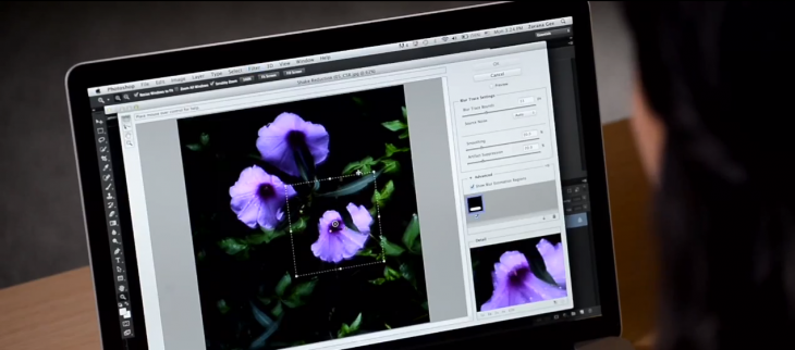 Adobe teases new 'Shake Reduction' feature for blurry photos, coming to Photoshop soon