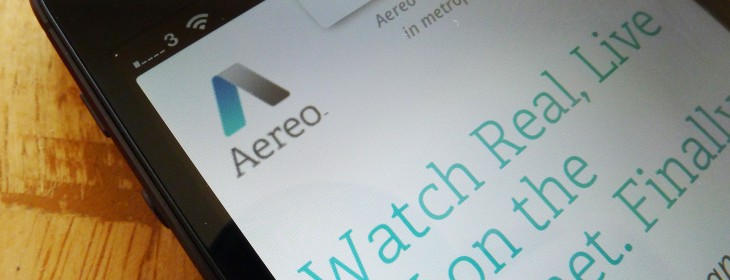 Aereo will launch an Android app for its antenna and Internet-based TV service on October 22
