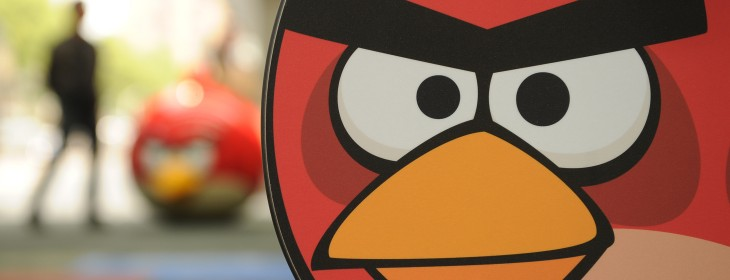 Rovio becomes a publisher of third-party mobile games with the launch of Rovio Stars