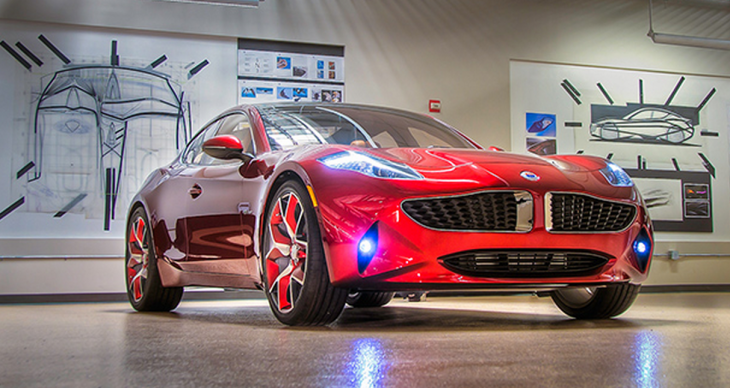 US government seizes $21M from electric car maker Fisker's reserve account, but still owed $171M ...