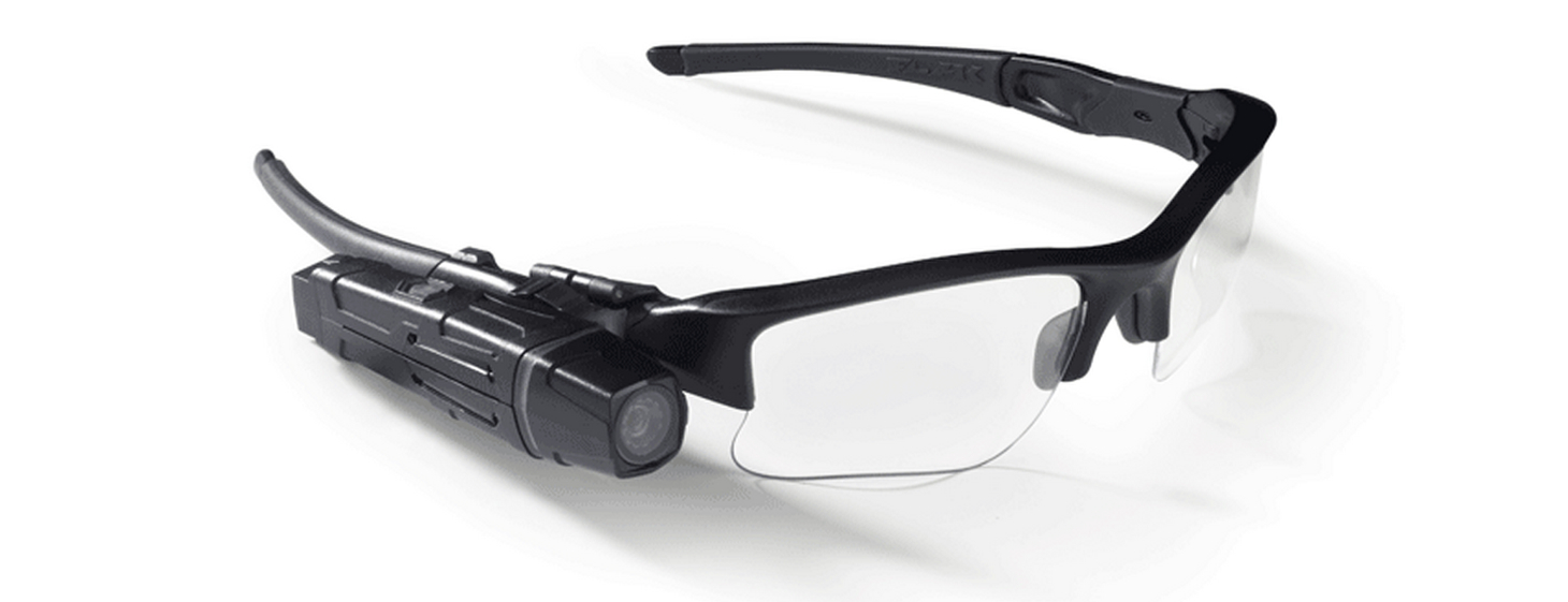 Google Glass for Cops: Taser's Plans for Wearable, Real-time Police Tech