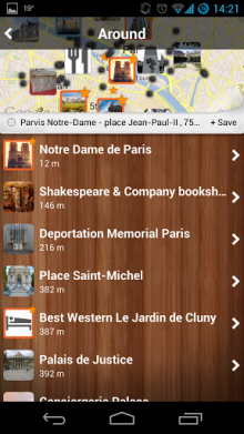 d6 220x391 Tripomatics daily travel planning and itinerary app finally lands on Android