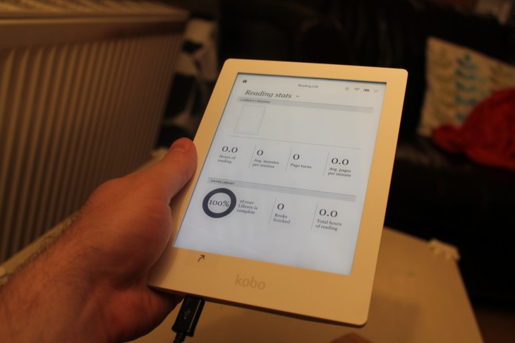 f 730x486 TNW goes hands on with the new limited edition Kobo Aura HD [photos]