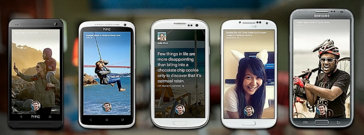 Facebook Home passes 500,000 installations on Google Play one week after launch