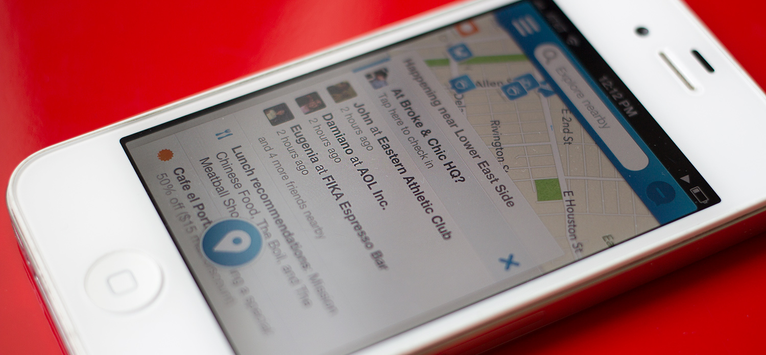 Foursquare to Charge for Access to its Database