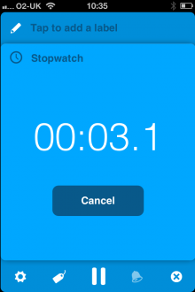 i2 220x330 TNW Pick of the Day: Timeless is a beautifully simple timer app for iPhone