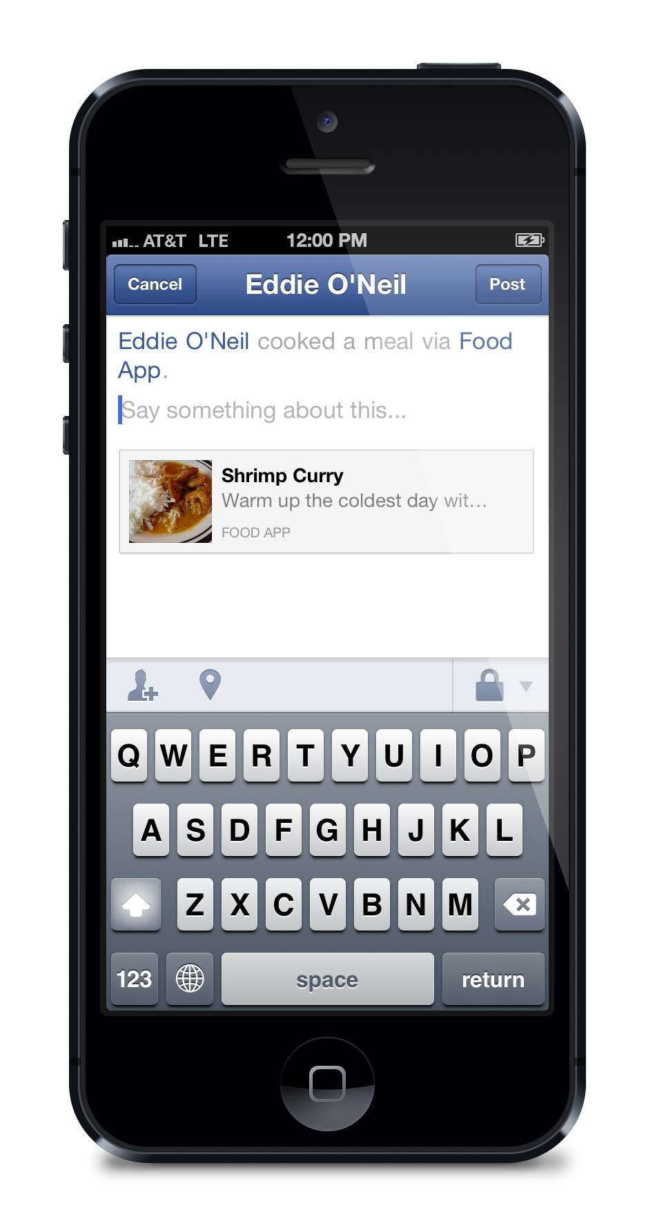 Facebook Releases Share Dialog for iOS Out of Beta
