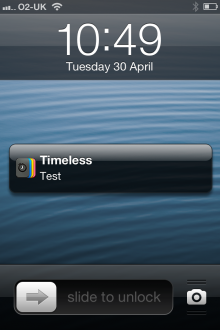 j2 220x330 TNW Pick of the Day: Timeless is a beautifully simple timer app for iPhone