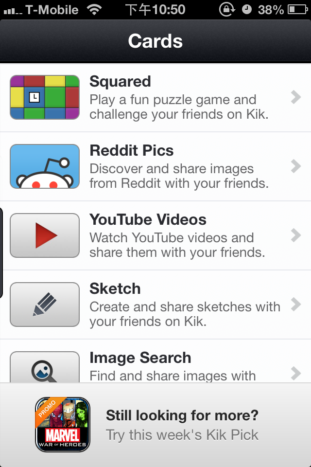 Kik Passes 50M Users as It Builds a Messaging-Centered ...