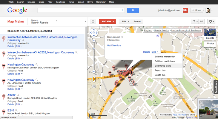 mapmaker Google extends Map Maker service to Germany, Finland and the Åland Islands