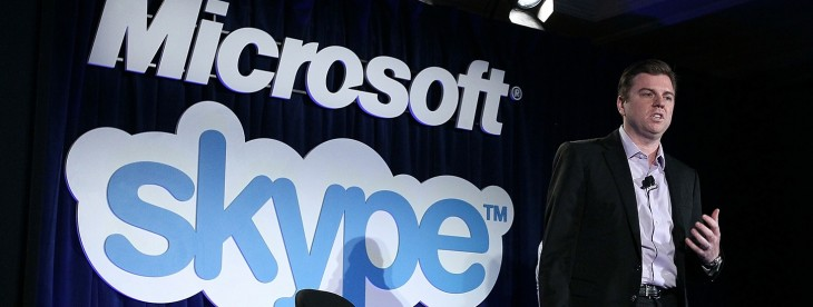 Microsoft is seeking a new joint venture partner for Skype in China