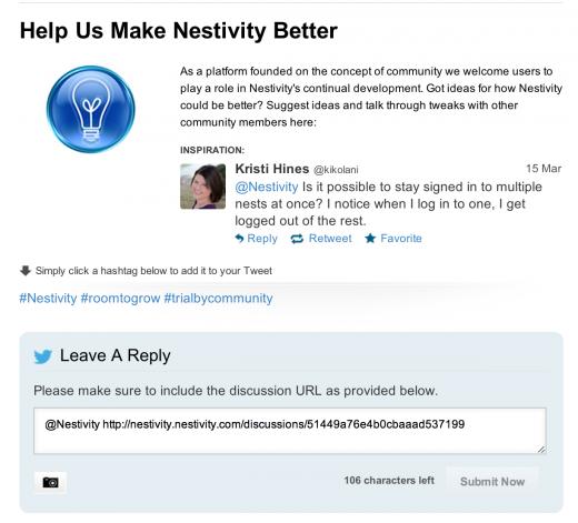 nestivity-discussion