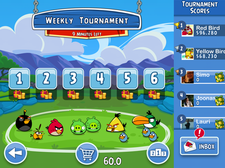 photo AB 730x547 After passing 60m Facebook installs, Rovios Angry Birds Friends is coming to Android and iOS