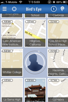 placety 1 220x330 Placety launches its location based social network for iPhone and iPad