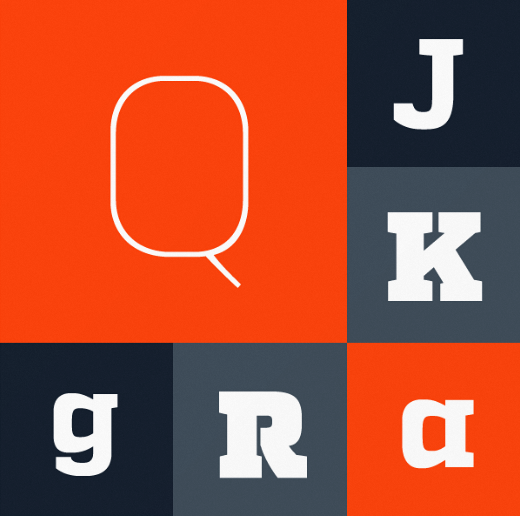 quadon 23 Of the most beautiful typeface designs released last month