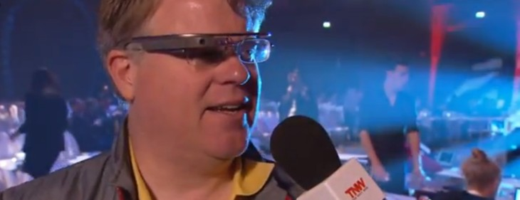 "Robert Scoble: ""I'm never going to live another day without a wearable computer on my face"" ..."