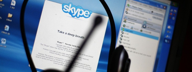 Online dating skype scams