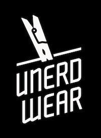 unerdwear_logo_bw_2
