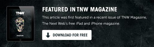 Featured in TNW Magazine