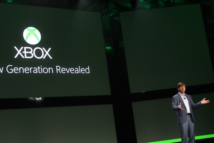 Microsoft introduces Xbox One with 8GB RAM, USB 3.0, WiFi Direct, Blu-Ray, coming 'later this year' ...