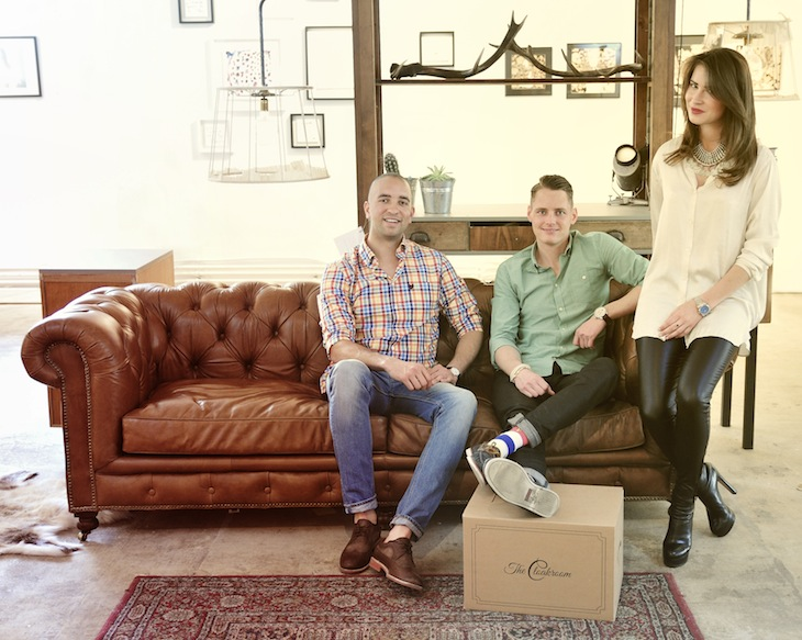 001F2 The Cloakroom raises $100,000 to try and fix online clothes shopping for men