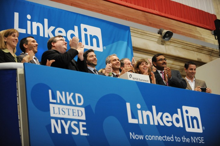 Slowing revenue growth predictions in its Q1 report clips $2.8 billion from LinkedIn's market cap ...