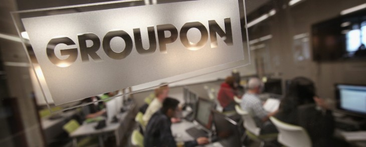 Groupon beats street with higher than expected Q1 revenue of $601.4 million, EPS of $0.03