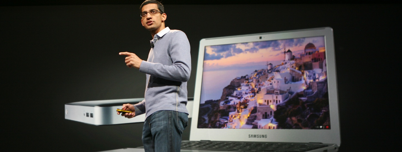 Google Chromebooks Land on Singapore's Shores