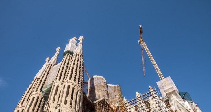 A deep dive into Barcelona's startup ecosystem, and how it's much like the Sagrada Família ...