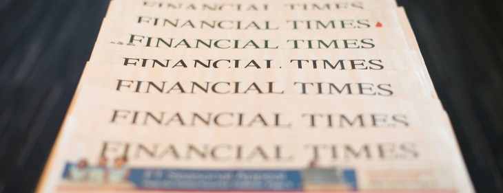 Financial Times revamps its Web app for iPhone, iPad and Windows 8 devices