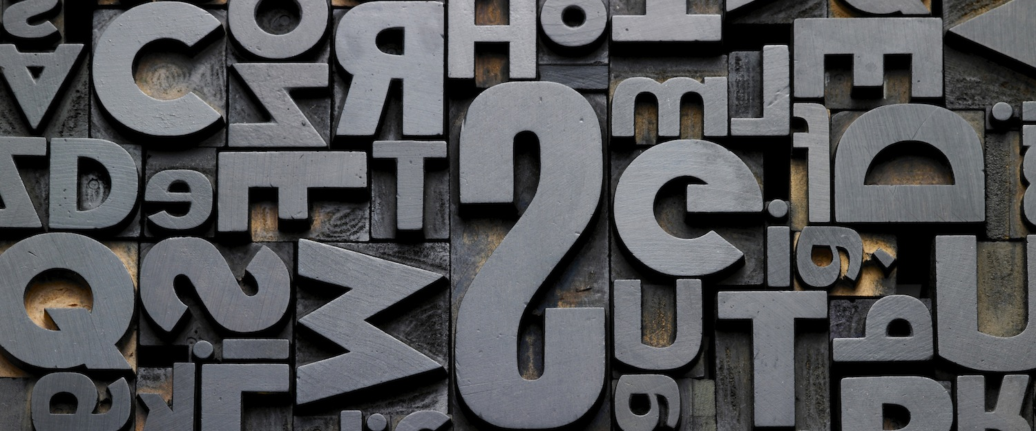 The Best Typefaces From April 2014