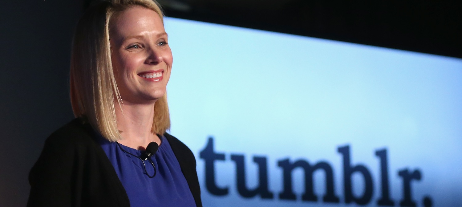 Tumblr Taps Ford, AT&T & More to Bring Ads To Your Dashboard