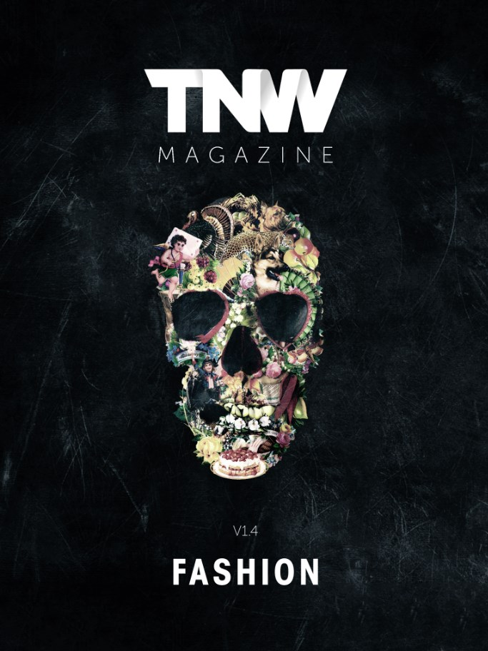 2013 05 03 14h38 49 The latest issue of the TNW iPad magazine is out: FASHION as curated by @SabineDeWitte