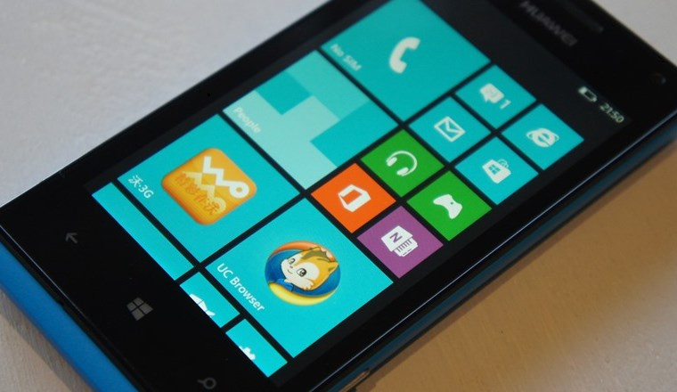 Huawei S First Windows Phone 8 Device The W1 Comes To
