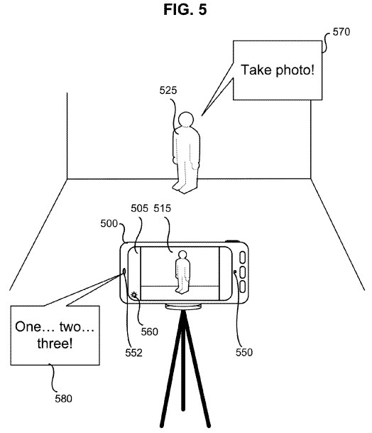 2013 05 20 09h58 32 Idiotic filing of the day: Microsoft wants to patent taking a picture with your voice